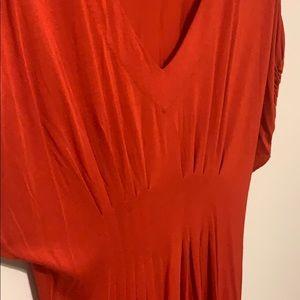 Anthropologie | DELETTA Red Dress